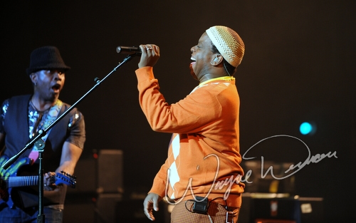 Live concert photography of Living Colour at Taft Theatre in Cincinnati, OH by Wayne Dennon © Dennon Photography