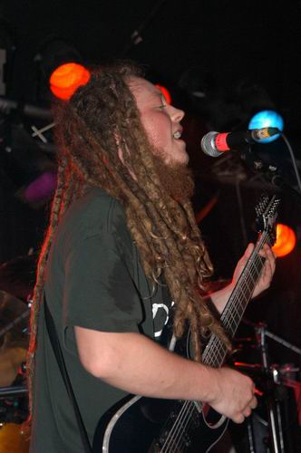 Live concert photography of Flaw at Unknown Venue in Somewhere, US by Wayne Dennon © Dennon Photography